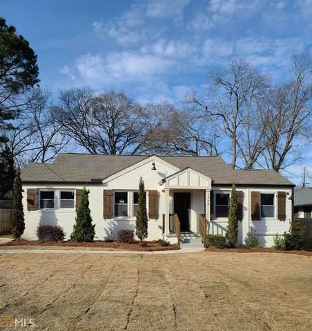 1594 Newton Ave, Atlanta, GA 30316 (MLS #8938624) :: Buffington Real Estate Group