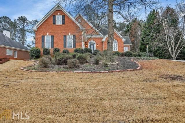 2635 SW High Street, Conyers, GA 30094 (MLS #8938856) :: Scott Fine Homes at Keller Williams First Atlanta