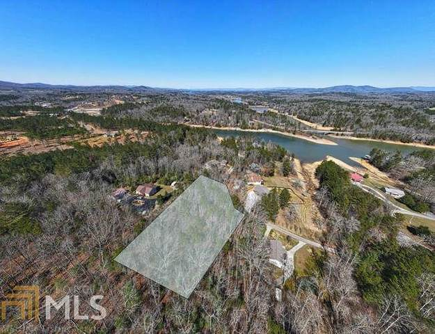 0 Nottely Falls Estates Lot 25, Blairsville, GA 30512 (MLS #8939265) :: Athens Georgia Homes