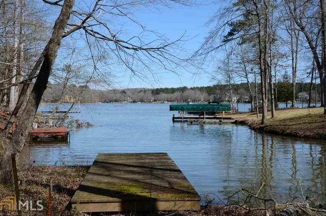 LOT 24 Chapel Springs, Eatonton, GA 31024 (MLS #8939291) :: Crown Realty Group