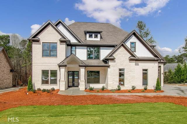 1495 Bowman Rd #14, Lawrenceville, GA 30045 (MLS #8940135) :: The Realty Queen & Team