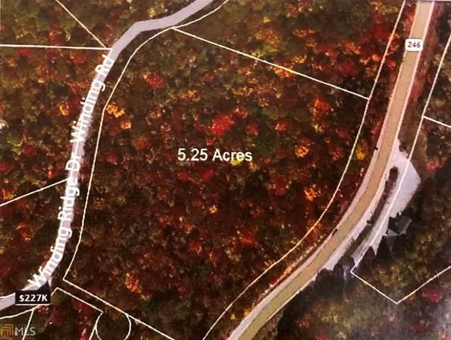 0 Winding Ridge Tract 7, Sky Valley, GA 30537 (MLS #8942694) :: Team Cozart