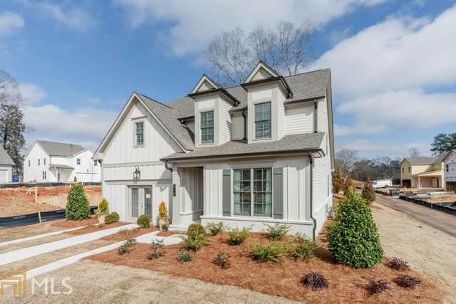 269 Avon Dr, Avondale Estates, GA 30002 (MLS #8944140) :: Athens Georgia Homes