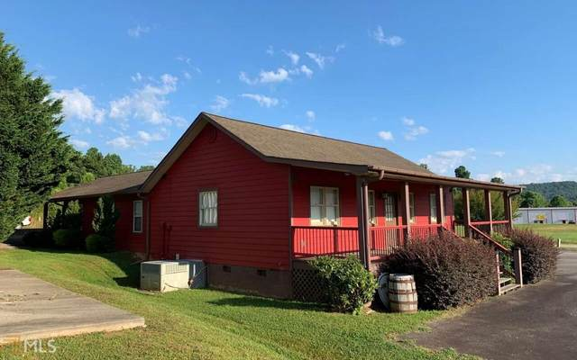 3222 S Highway 69, Hayesville, NC 28904 (MLS #8944664) :: Crown Realty Group