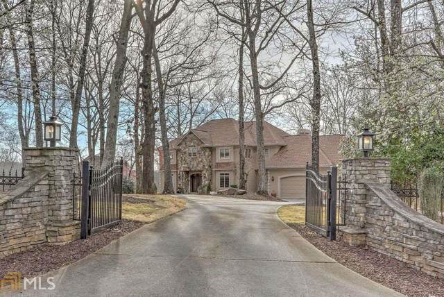 6463 Chestnut Hill Rd, Flowery Branch, GA 30542 (MLS #8944746) :: Crown Realty Group