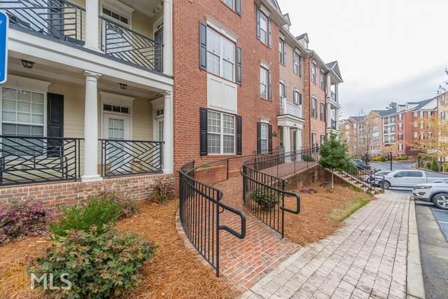 4805 Ivy Ridge Dr #103, Atlanta, GA 30339 (MLS #8945199) :: Houska Realty Group