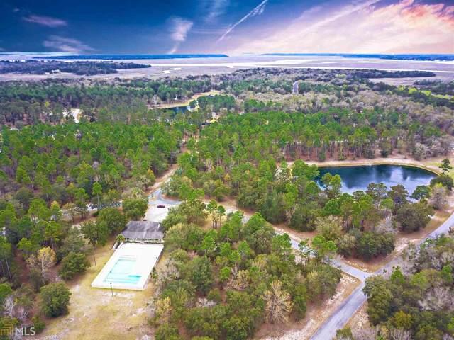 585 Lakeside, Shellman Bluff, GA 31331 (MLS #8946784) :: Crown Realty Group