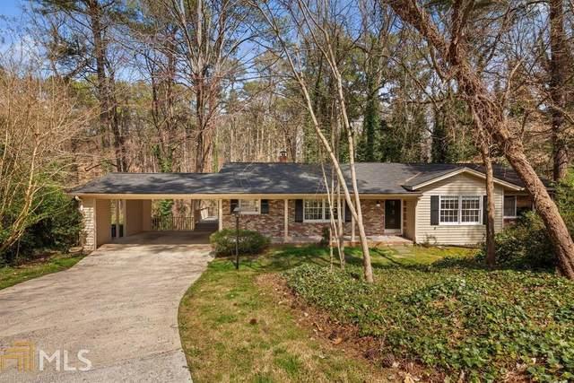 2200 Thorncliff Drive Ne, Atlanta, GA 30345 (MLS #8947020) :: Athens Georgia Homes