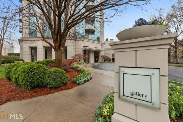2795 Peachtree Rd #507, Atlanta, GA 30305 (MLS #8947320) :: RE/MAX Eagle Creek Realty