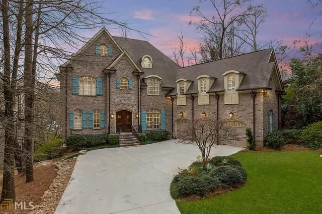 370 Hillside Dr, Atlanta, GA 30342 (MLS #8948228) :: RE/MAX Eagle Creek Realty