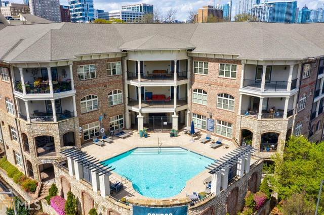 625 Piedmont Ave #1028, Atlanta, GA 30308 (MLS #8948608) :: Michelle Humes Group