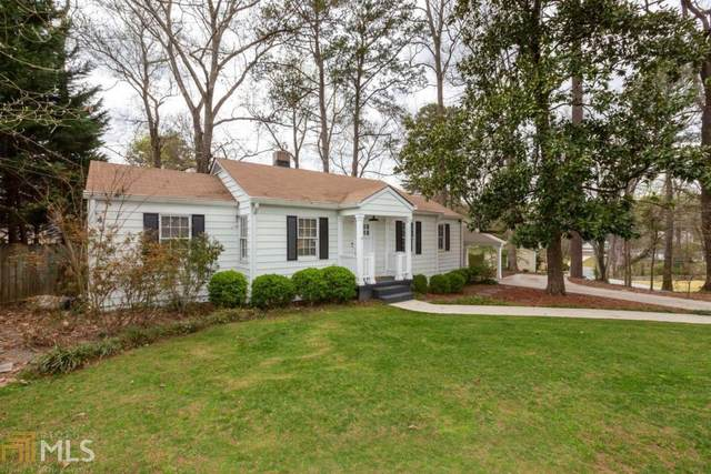 3058 Knox Ave, Chamblee, GA 30341 (MLS #8949053) :: Savannah Real Estate Experts