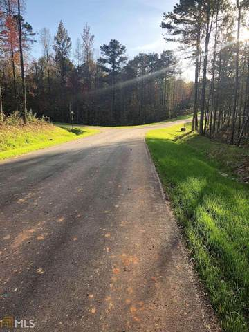 0 Out The Hammock Parcel, Ellijay, GA 30536 (MLS #8949539) :: AF Realty Group