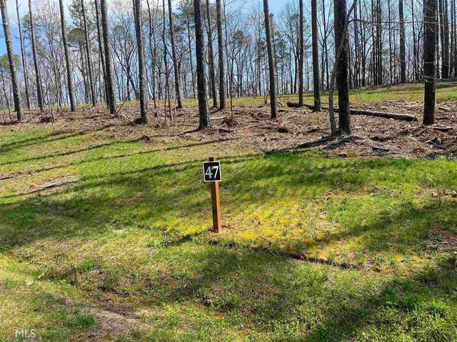0 Linger Longer Dr Lot 47, Ellijay, GA 30536 (MLS #8949540) :: AF Realty Group
