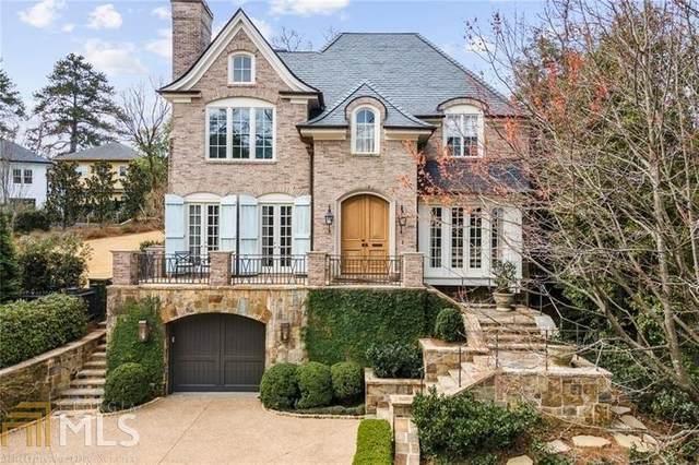 395 Beverly Road NE, Atlanta, GA 30309 (MLS #8949568) :: Anderson & Associates