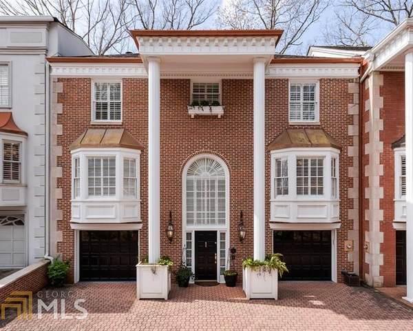 6 Paris Park Place, Sandy Springs, GA 30350 (MLS #8949939) :: Crown Realty Group