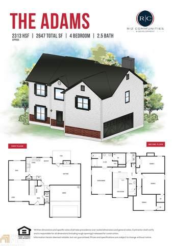 35 Goal St #20, Covington, GA 30016 (MLS #8950230) :: Savannah Real Estate Experts