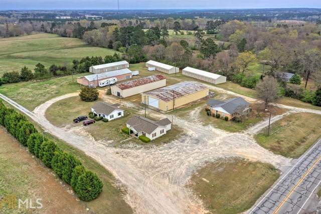 1196 Augusta Highway, Lincolnton, GA 30817 (MLS #8950245) :: Statesboro Real Estate