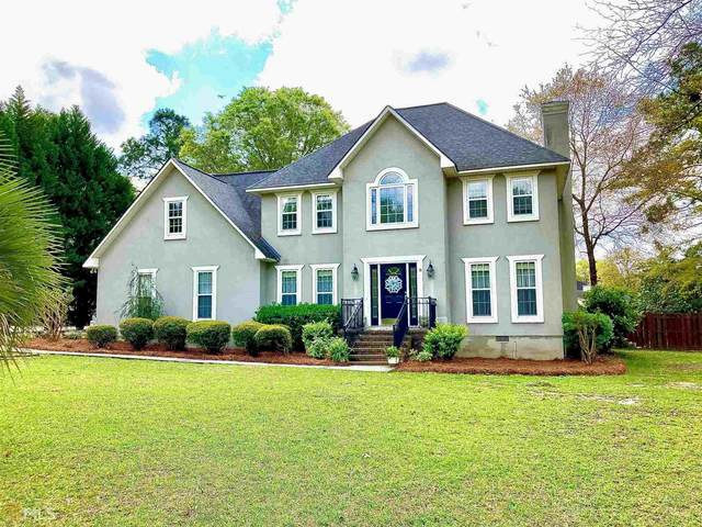 829 Woods Hole Cir, Statesboro, GA 30461 (MLS #8950490) :: Better Homes and Gardens Real Estate Executive Partners