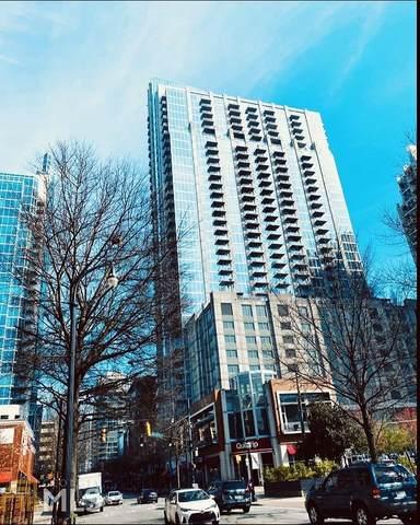 855 Peachtree St #3010, Atlanta, GA 30308 (MLS #8950847) :: RE/MAX Eagle Creek Realty