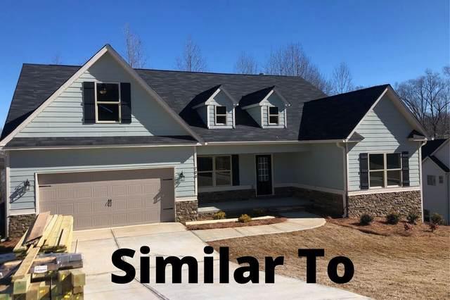 721 Springhill Drive #19, Gray, GA 31032 (MLS #8951300) :: The Heyl Group at Keller Williams
