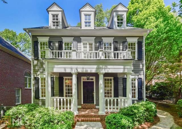 623 Kimberly Ln, Atlanta, GA 30306 (MLS #8951545) :: Savannah Real Estate Experts