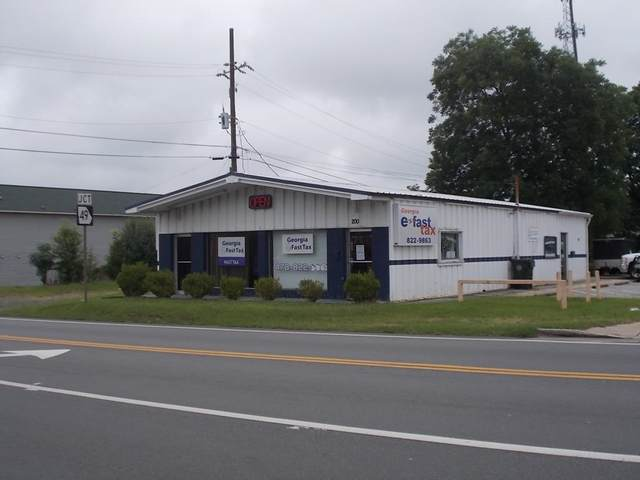 200 SE Commercial Hts, Fort Valley, GA 31030 (MLS #8951666) :: Rettro Group