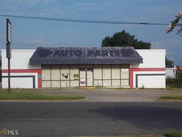300 N Jackson Street, Americus, GA 31709 (MLS #8951764) :: Cindy's Realty Group