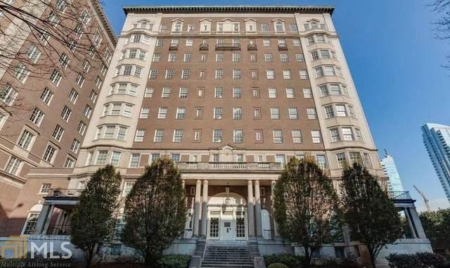30 5th Street NE #101, Atlanta, GA 30308 (MLS #8952114) :: Statesboro Real Estate