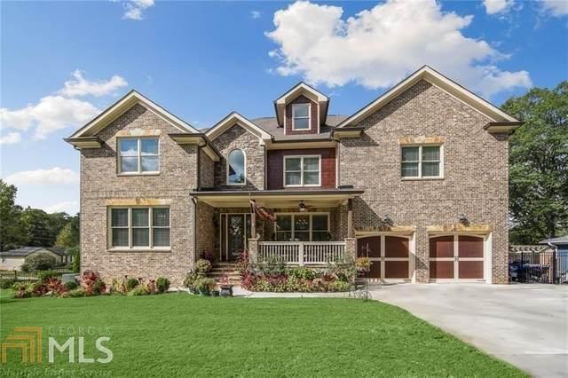 429 Afton Drive, Roswell, GA 30075 (MLS #8952827) :: Houska Realty Group