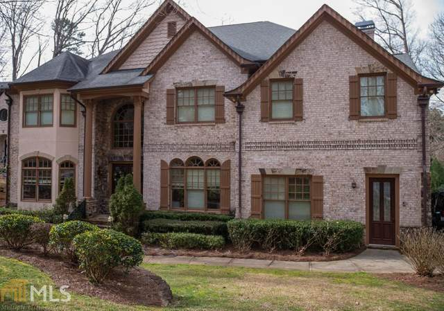 2429 Echo Drive NE, Atlanta, GA 30345 (MLS #8954256) :: Houska Realty Group
