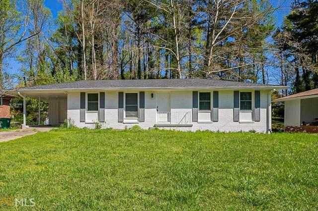 2042 Barberrie, Decatur, GA 30032 (MLS #8955987) :: Houska Realty Group
