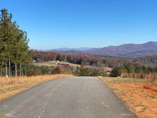 0 Thirteen Hundred Lot 382, Blairsville, GA 30512 (MLS #8956166) :: AF Realty Group