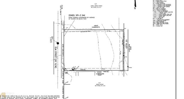 395 Elm St, Atlanta, GA 30314 (MLS #8956323) :: Amy & Company | Southside Realtors