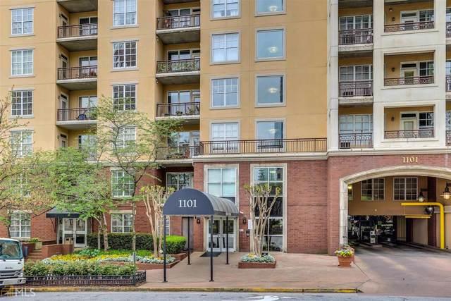 1101 Juniper St #411, Atlanta, GA 30309 (MLS #8956496) :: RE/MAX Eagle Creek Realty