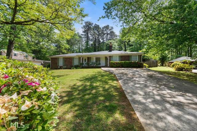 5949 Cardinal Dr, Mableton, GA 30126 (MLS #8956784) :: Savannah Real Estate Experts