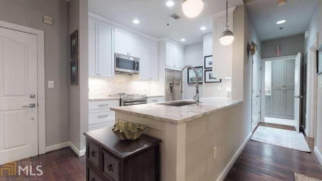 850 Piedmont Ave #1101, Atlanta, GA 30308 (MLS #8956799) :: RE/MAX Eagle Creek Realty