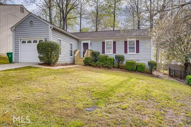 2982 Cascade Mnr, Decatur, GA 30034 (MLS #8957440) :: Military Realty