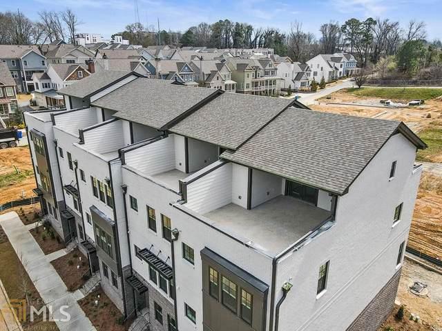 1345 Fairmont Ave #18, Atlanta, GA 30318 (MLS #8957976) :: Crown Realty Group