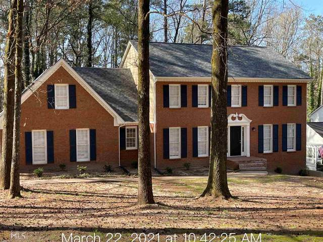 1647 Red Fox Run, Lilburn, GA 30047 (MLS #8958418) :: Buffington Real Estate Group