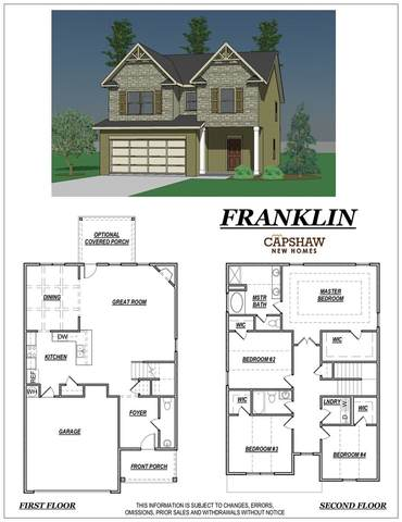 7032 Prune Lane Lot 148, Locust Grove, GA 30248 (MLS #8958511) :: The Heyl Group at Keller Williams