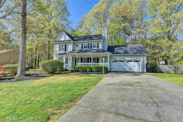 2010 Two Springs Way, Lawrenceville, GA 30043 (MLS #8958830) :: AF Realty Group