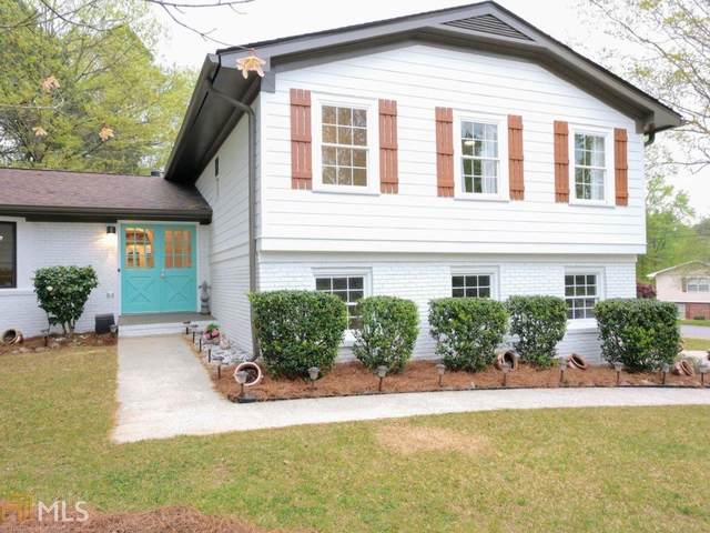 2563 Fleur De Lis Pl, Dunwoody, GA 30360 (MLS #8959127) :: Scott Fine Homes at Keller Williams First Atlanta