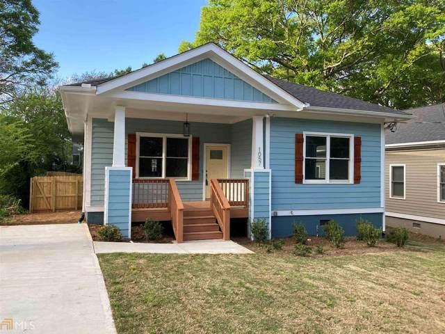 1057 Regent St, Atlanta, GA 30310 (MLS #8959290) :: Savannah Real Estate Experts