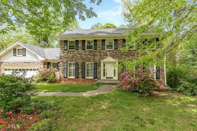 4582 Sudbury Rd, Dunwoody, GA 30360 (MLS #8959686) :: Savannah Real Estate Experts