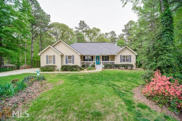 408 Strathmore Dr, Sharpsburg, GA 30277 (MLS #8960632) :: Michelle Humes Group