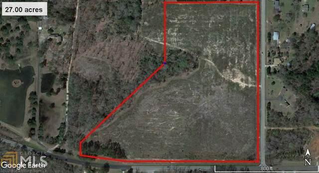 12851 Highway 96, Fort Valley, GA 31030 (MLS #8961288) :: Rettro Group