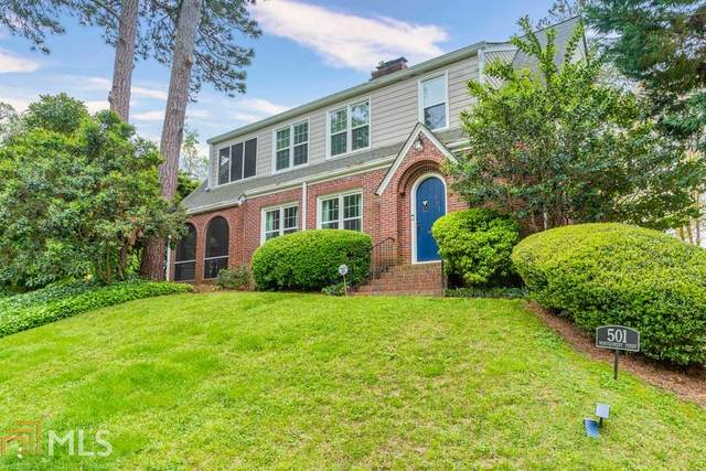 501 Montgomery Ferry Road, Atlanta, GA 30324 (MLS #8961673) :: Athens Georgia Homes