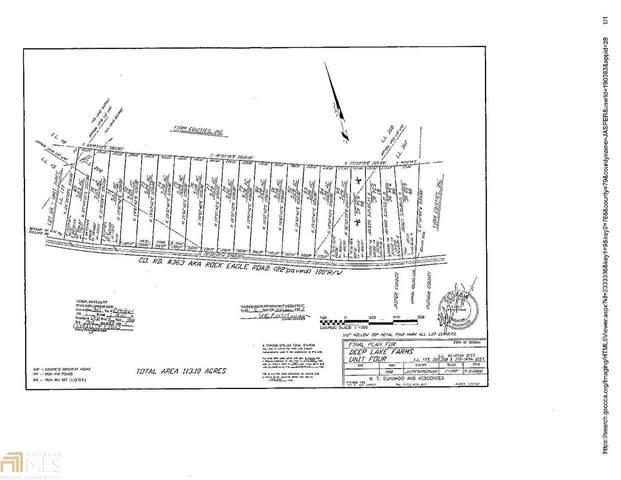 0 Rock Eagle Road, Monticello, GA 31064 (MLS #8962065) :: Rettro Group