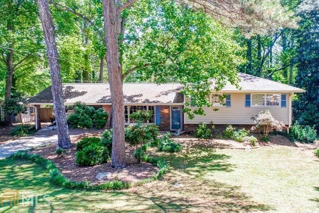 2926 Hillside Dr, Douglasville, GA 30135 (MLS #8962081) :: Savannah Real Estate Experts